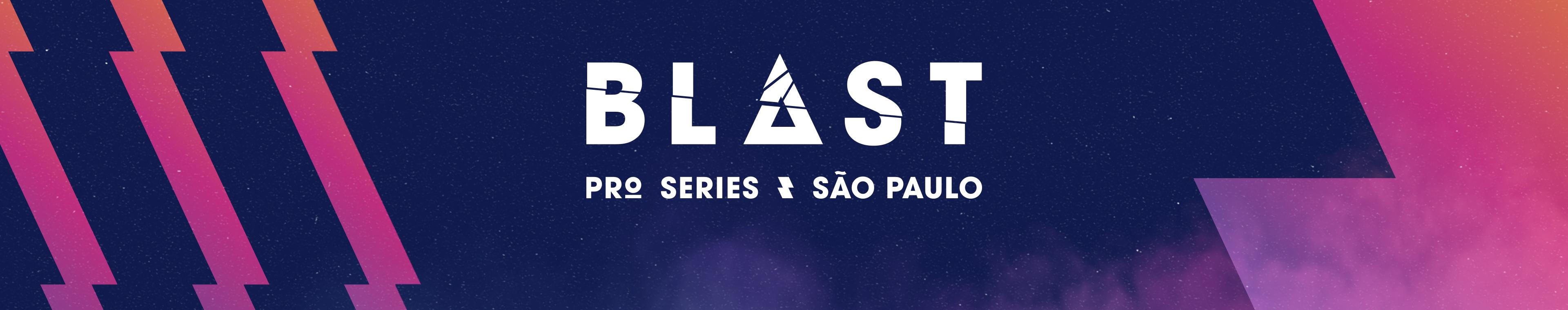 BLAST Pro Series: Sao Paulo 2019
