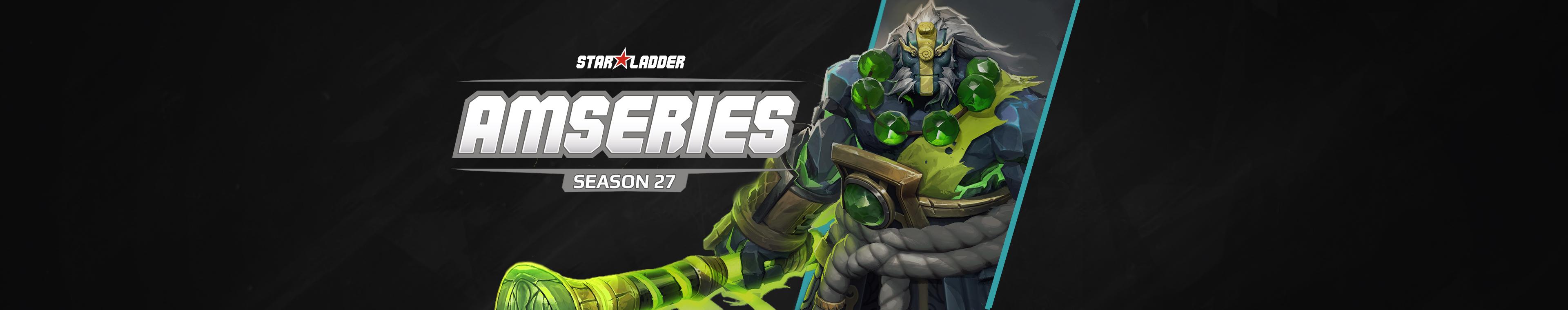 StarLadder AM League Season 27