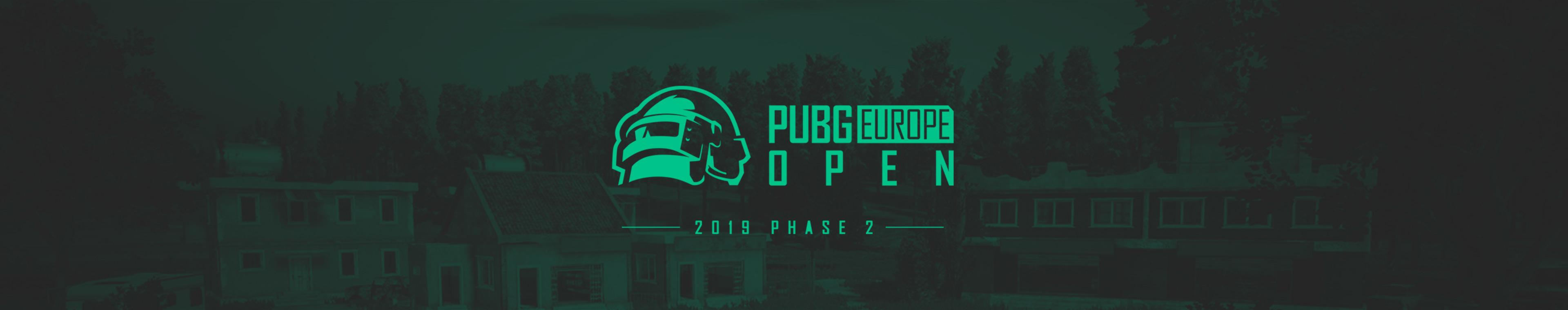 PEL Open League Phase 2 - Europe: WEST