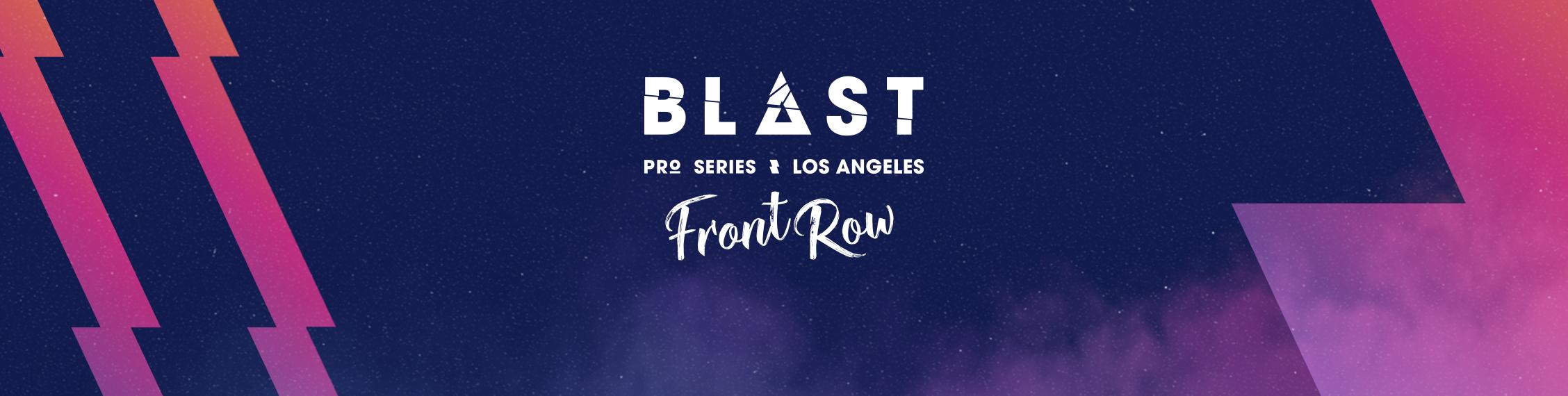BLAST Pro Series: Los Angeles 2019