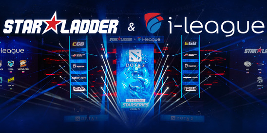 SL i-League StarSeries: Dota2