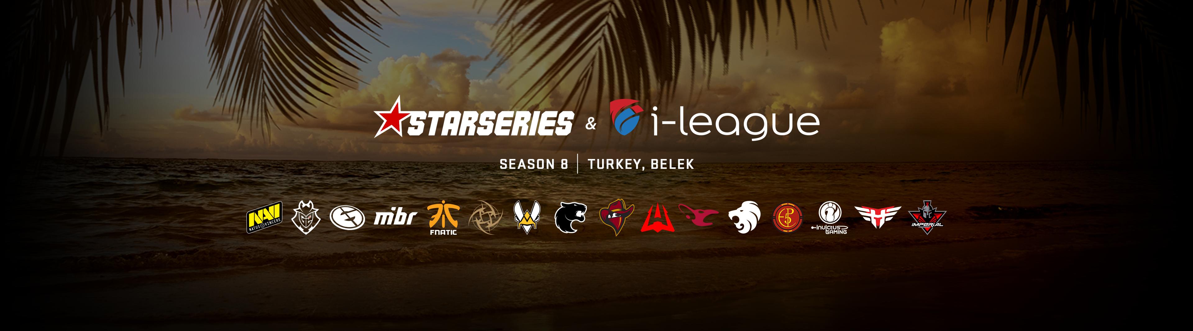 StarSeries i-League CS:GO Season 8