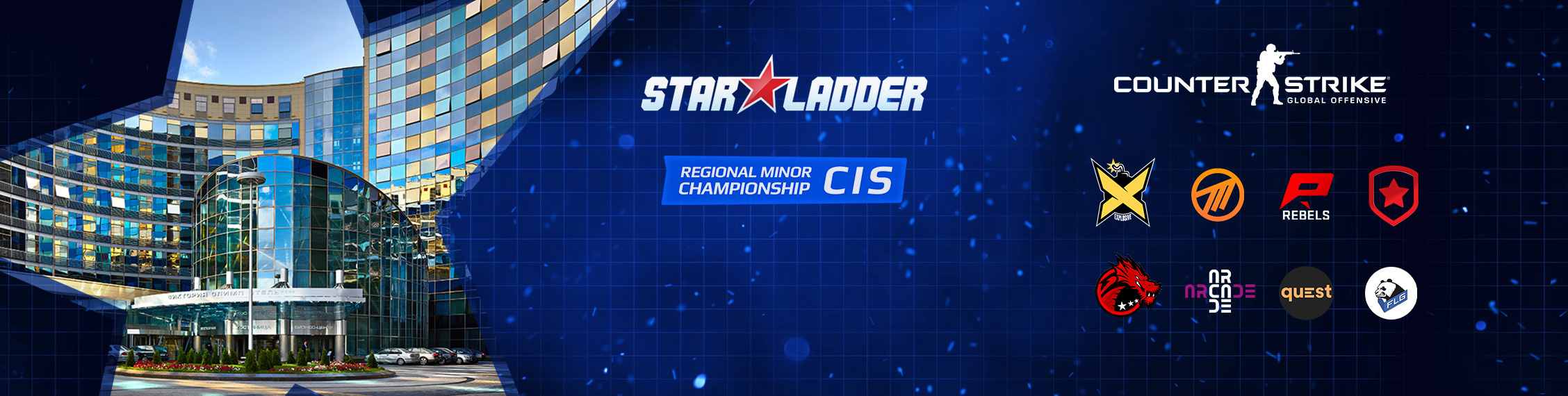 Regional Minor Championship: CIS (finished)