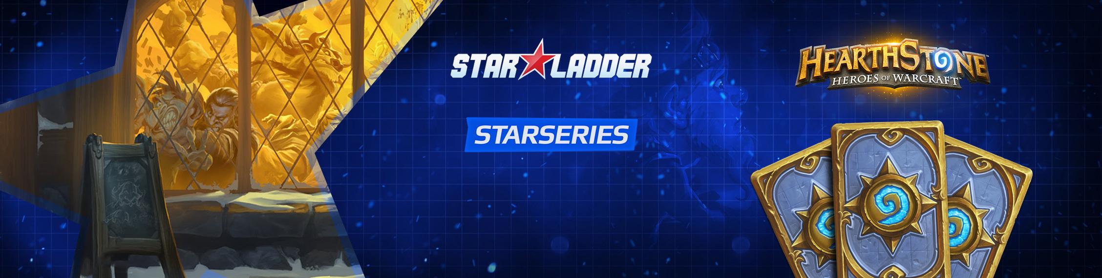 SL i-League StarSeries: Hearthstone