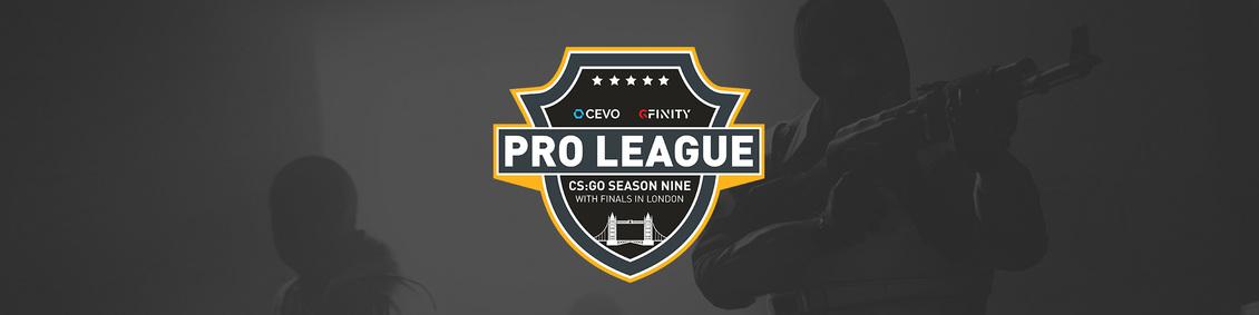CEVO Gfinity CS:GO Season 9