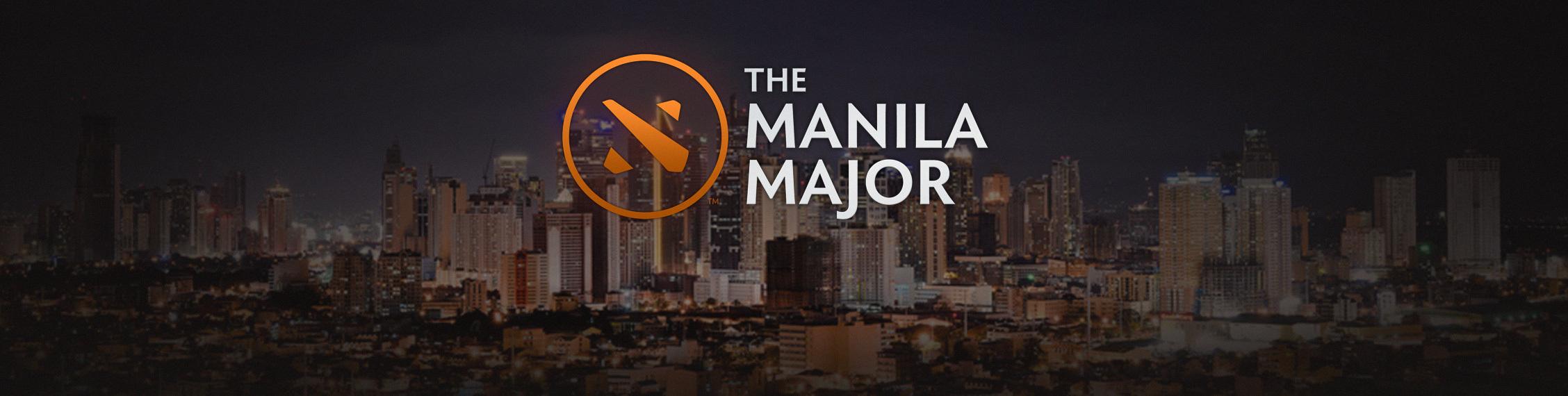 The Manila Major Qualifiers