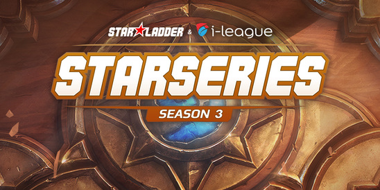 SL i-League Hearthstone StarSeries Season 3