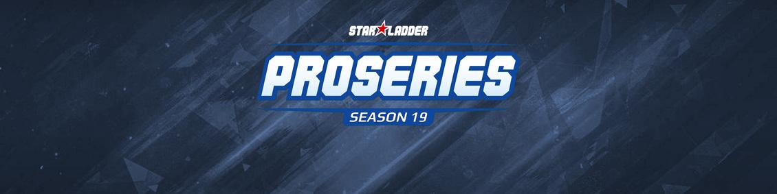 StarLadder Dota 2 ProSeries Season 19