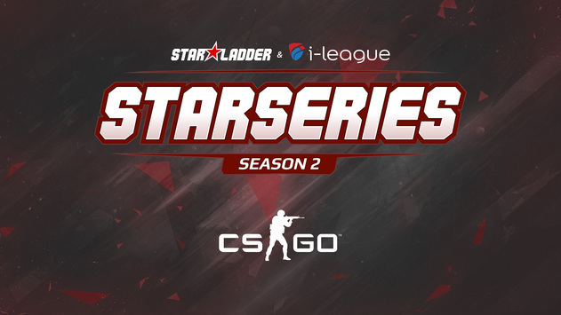 The finals of CS:GO StarSeries S2 will be held in Kiev