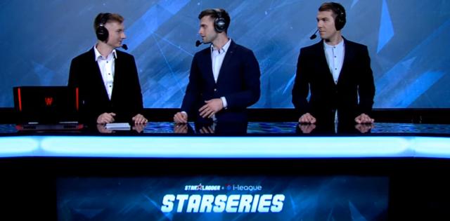 StarSeries S2: Итоги первого дня