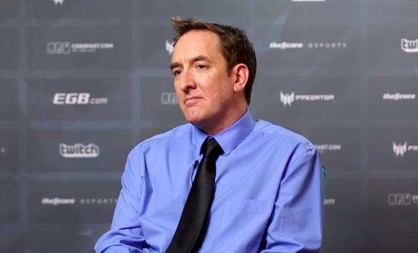 "StarSeries S2: Интервью с Paul ""ReDeYe"" Chaloner"
