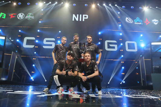 StarSeries S2: NiP — champions of the tournament