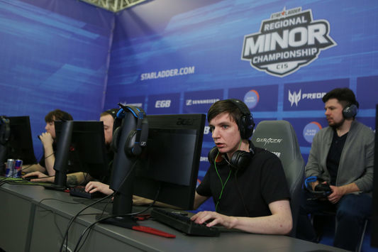 CIS Minor: ALL-IN оставляет QB.Fire позади