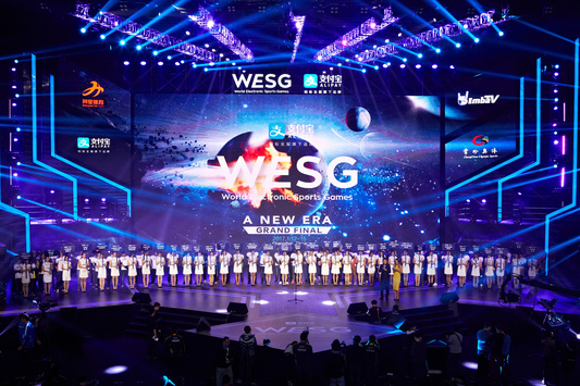 WESG Dota 2 Grand Final: Results of the group stage