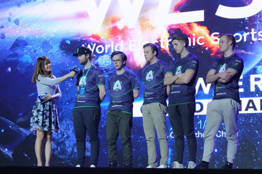 WESG Dota 2 Grand Final: Day Three Review