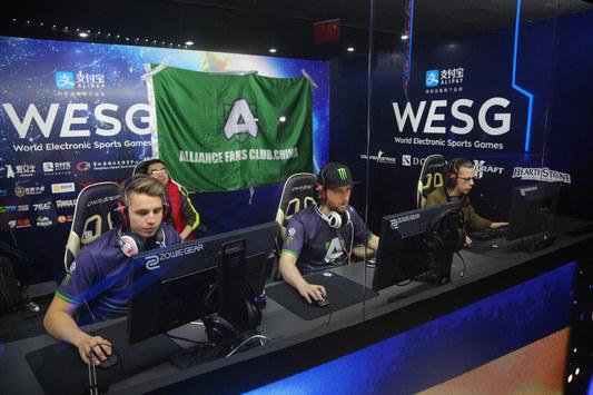 The Alliance обыграла Infamous в матче за третье место