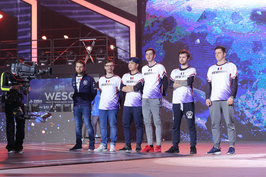 EnVyUs — чемпион WESG Grand Final presented by Alipay по CS:GO