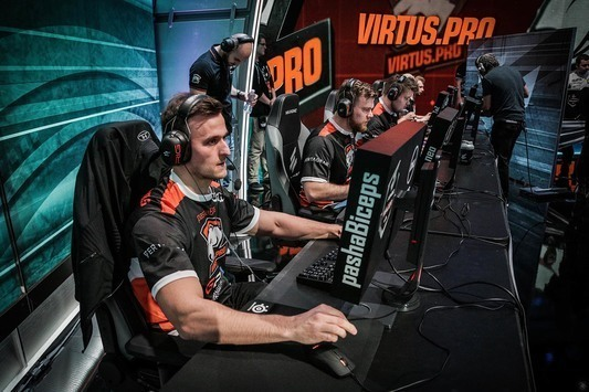 ELEAGUE Major: VP overwhelmed Gambit