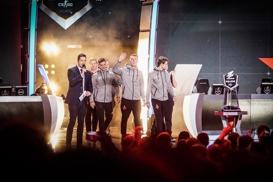Astralis — the finalists of ELEAGUE Major