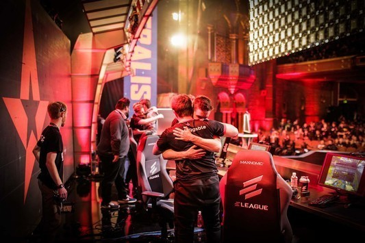 Astralis gained the upper hand at ELEAGUE Major 2017