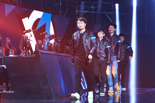 VG.J will fight against Team Liquid in the tournamet's final