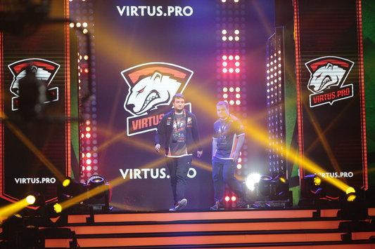 VP гарантировала себе место на LAN-финале The Kiev Major