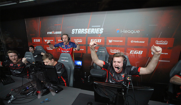 StarSeries S3: FaZe Clan stops G2 on their way to Semi-finals