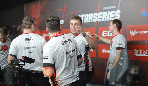 HellRaisers will play against FaZe Clan in Semifinals of StarSeries S3