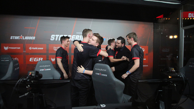 StarSeries S3: Astralis will fight with Na'Vi in Semifinals
