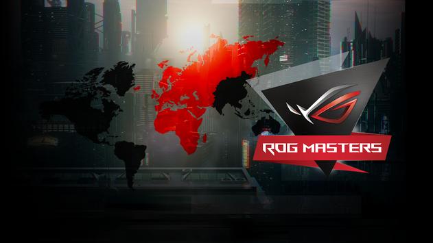 Регламент и расписание турнира ROG Masters