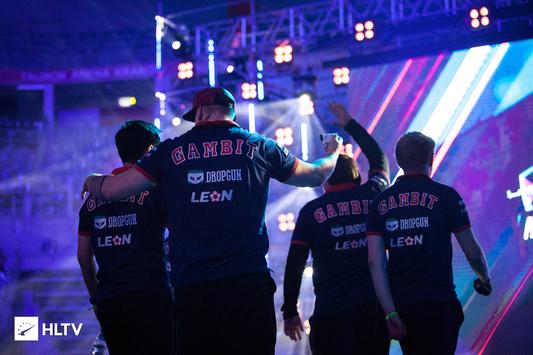 Gambit Esports — первый гранд-финалист PGL Major Krakow