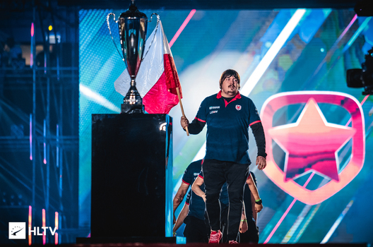 Gambit Esports — the champions of PGL Major Krakow