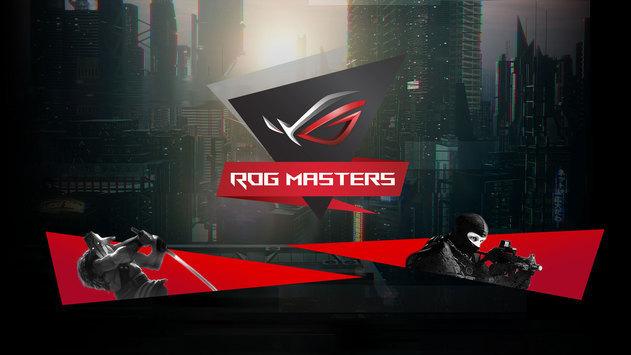 Расписание финалов ROG Masters в России