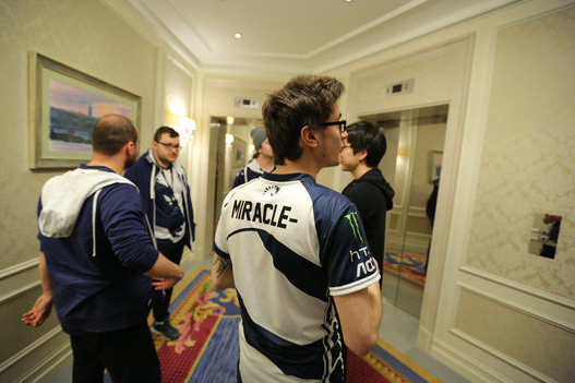 Team Liquid sent Team Empire packing