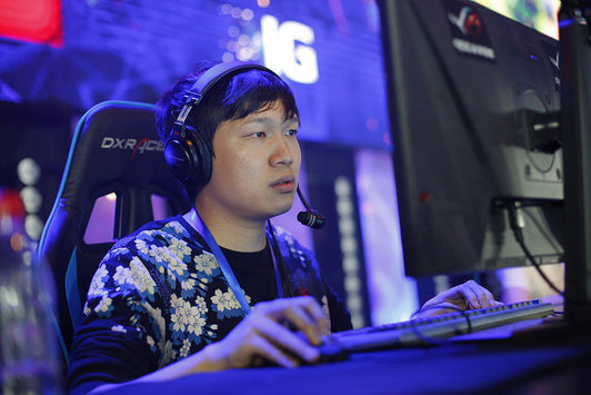 Invictus Gaming are out of The International 2017