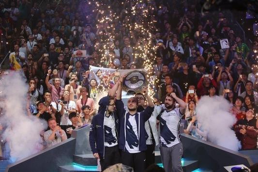 Team Liquid — чемпион The International 2017