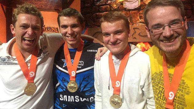 Сборная Чехии стала чемпионом Hearthstone Global Games