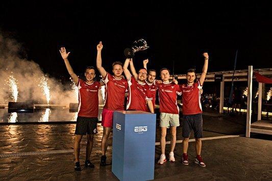 mousesports — победитель ESG Tour Mykonos 2017