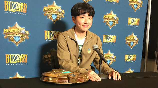 Surrender became the best player of summer season of HCT