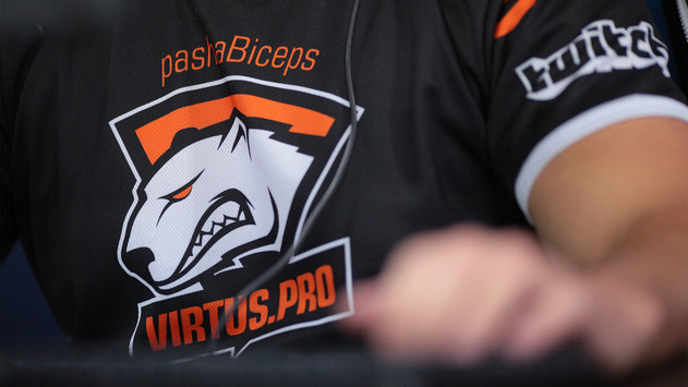 Virtus.Pro в финале Shanghai Invitational
