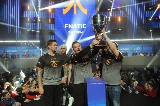 Fnatic - новые чемпионы StarSeries!