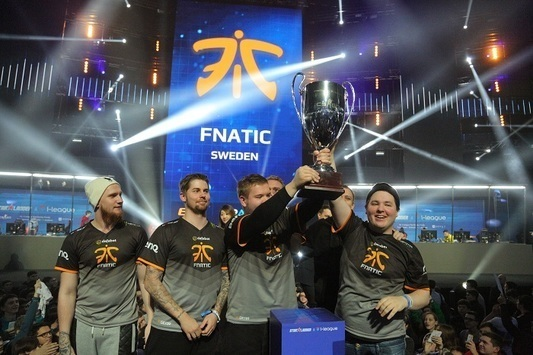Fnatic are New Champions of StarSeries!