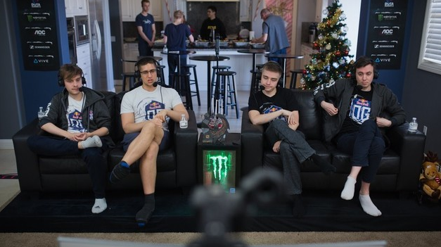 OG to reach the Playoffs of DOTA Summit 8