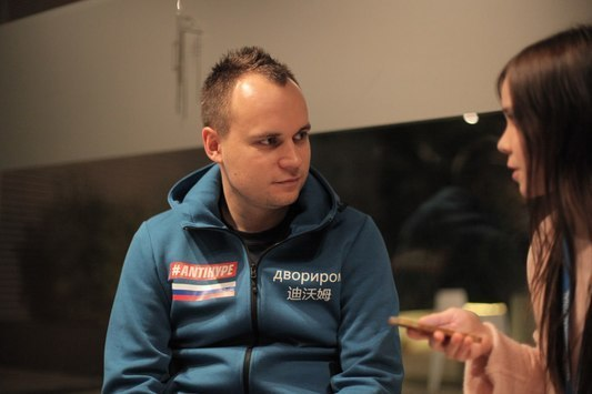 Роман Дворянкин: Такие соревнования займут очень важное место в международном календаре