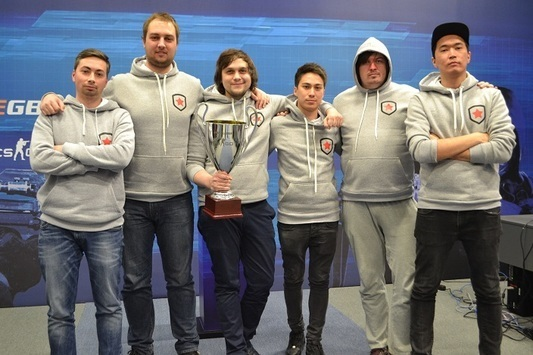 Gambit Gaming - чемпионы  StarLadder Regional Minor Championship: CIS!