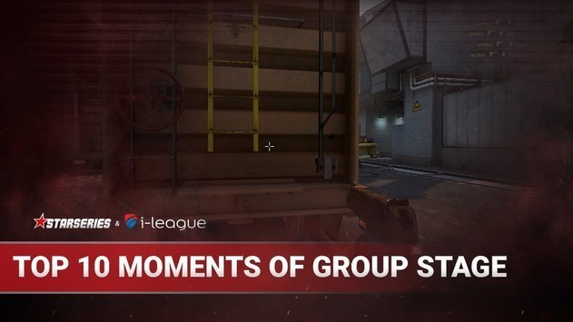 Highlights of the group stage #StarSeries i-League S4