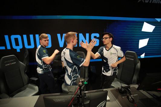 Team Liquid defeat SK in the quarterfinals