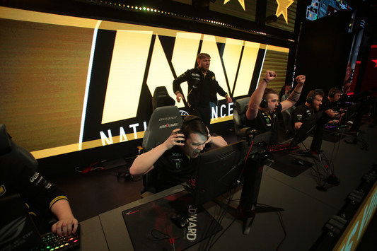 Natus Vincere one step away from champion's title