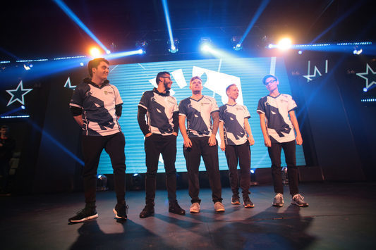 Liquid secure third place at StarSeries i-League S4