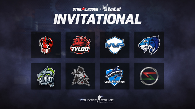 StarLadder and Imbatv are glad to announce a new CS:GO Invitational tournament